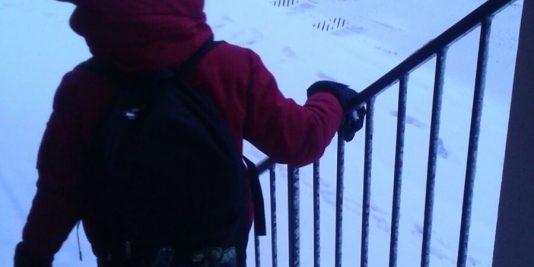 Life after snow storm