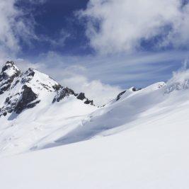Snaow Mountain landscape - poemtheart.com