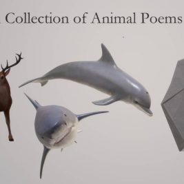 A collection of animal poems